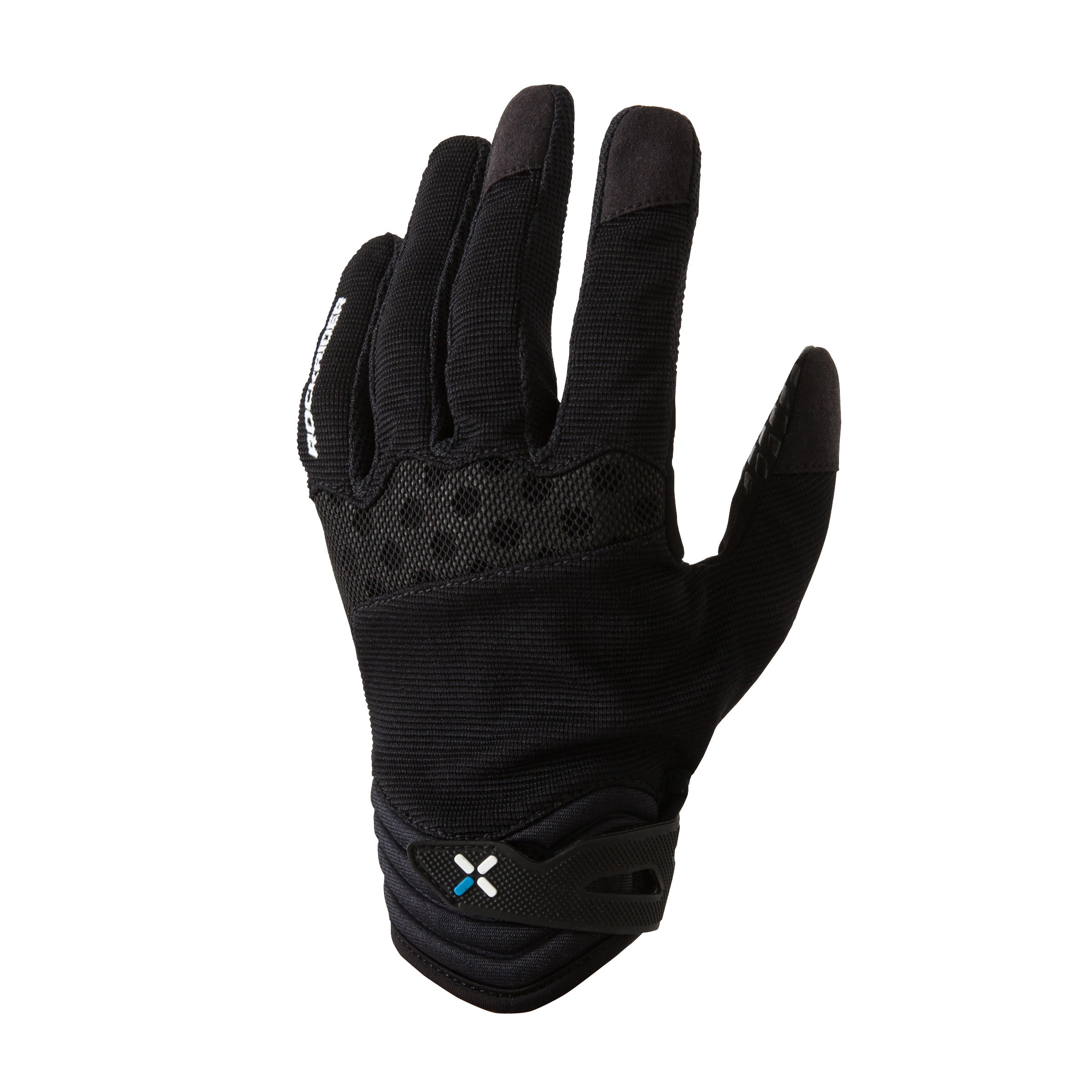 500 Mountain Bike Gloves - Black