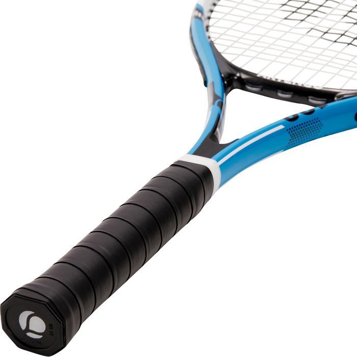 Set de 2 Raquettes de tennis adulte TR130 Bleue et Orange - 1313170
