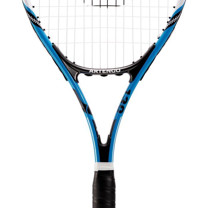 Tennisschläger TR130 Erwachsene besaitet blau
