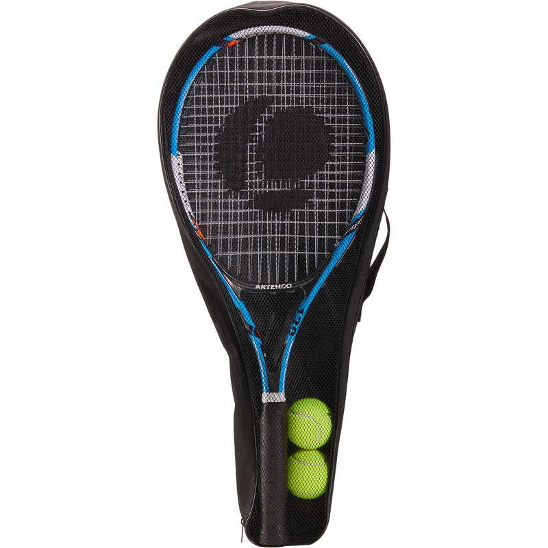 ALKALMANKÉNTI TENISZEZÉS Tenisz, Squash, Tollaslabda, Egyéb ütős sportok - Teniszütő szett TR130  ARTENGO - Ütős sportok - ARTENGO
