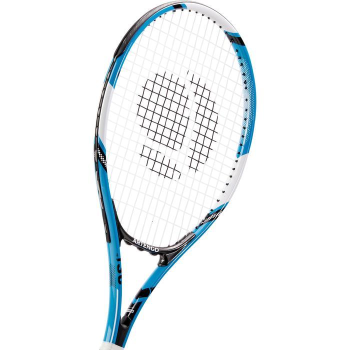 Set de 2 Raquettes de tennis adulte TR130 Bleue et Orange - 1313183
