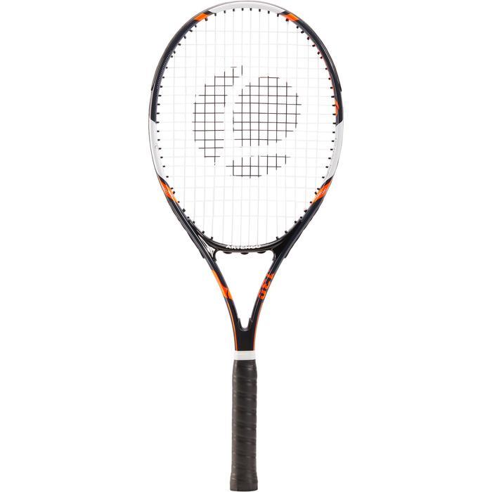 Set de 2 Raquettes de tennis adulte TR130 Bleue et Orange - 1313198