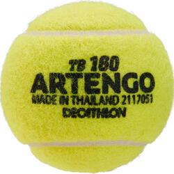 BALLE DE TENNIS ARTENGO TB160