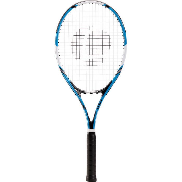 Set de 2 Raquettes de tennis adulte TR130 Bleue et Orange - 1313212