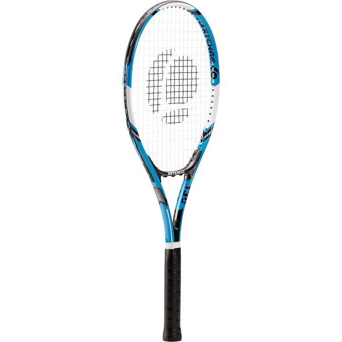 Tennisracket TR130 volwassenen blauw