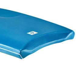 "Bodyboard 500 blauw personen 1m70-1m85 42"" + leash"