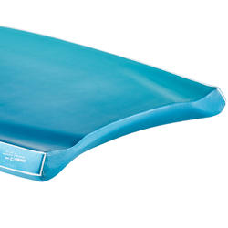 "Bodyboard 500 42"" User Height 1.70-1.85m + Leash - Blue"