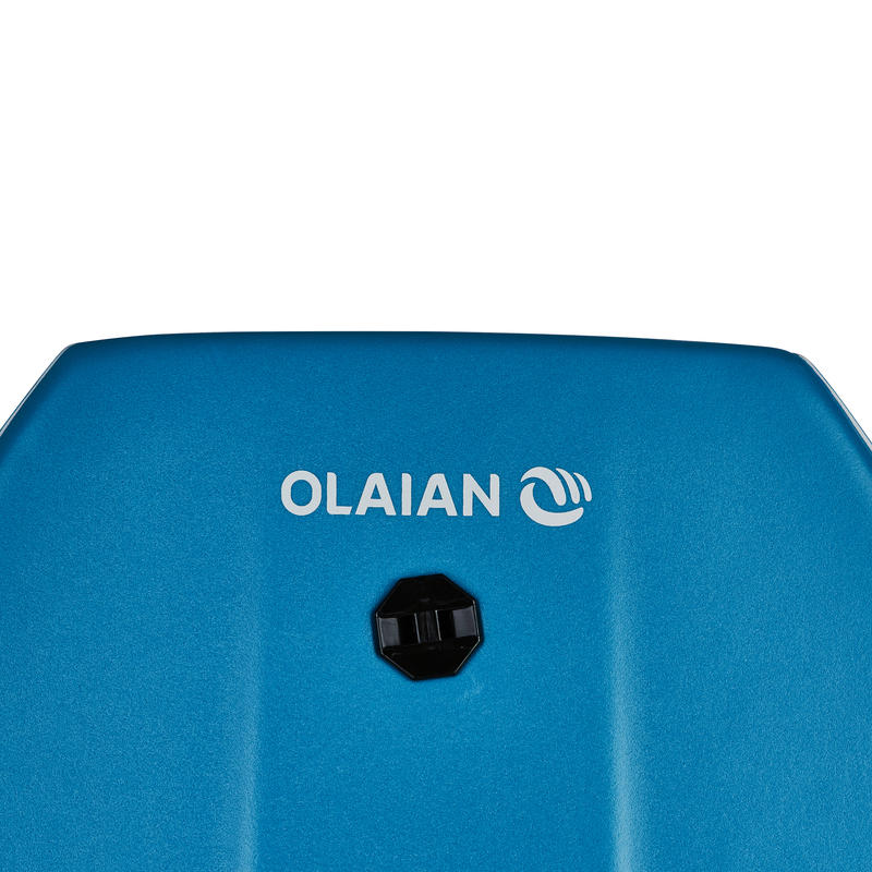 Bodyboard 500 42_QUOTE_ User Height 1.70-1.85m + Leash - Blue