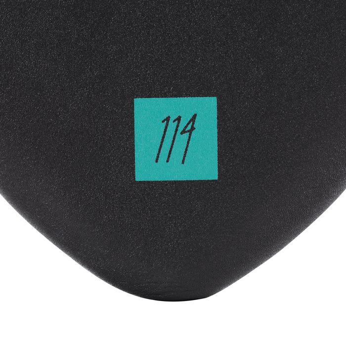 Skimboard de espuma 100 junior 114 cm