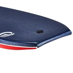 "Bodyboard 900 bleu Gabarit 1m55-1m70 40"" + leash"
