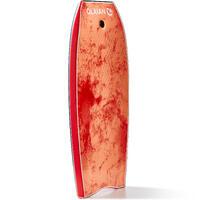 "Bodyboard 900 Blue User Size 1.55-1.70m 40"" + Leash"