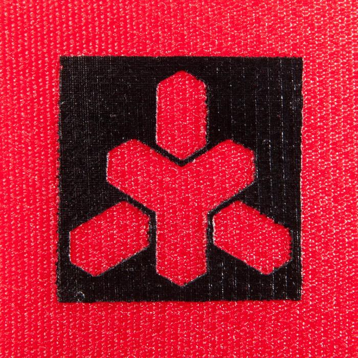 POIGNETS DE PROTECTION ROUGE MUSCULATION SERRAGE VELCRO DOMYOS - 1313432