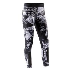 500 Women's Cross Training Leggings - Black