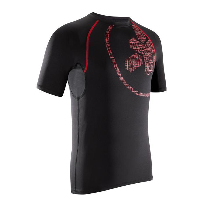 500 Cross Training Compression T-Shirt - Black