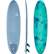 900 Foam Surfboard 7'. Comes with 3 fins.