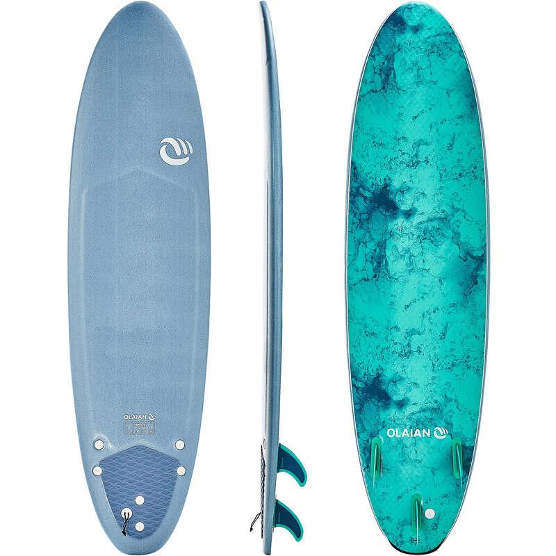 ADVANCED SURFBOARD Surf - 900 Soft Surfboard 7' OLAIAN - Surf
