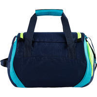 500 POOL BAG 30L BLUE GREEN