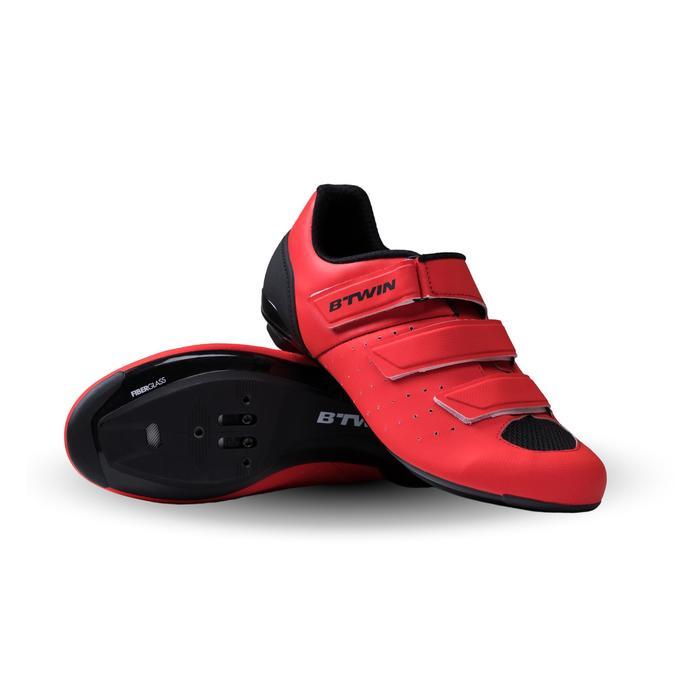 Chaussures vélo route RoadRacing 500 NOIR - 1313697