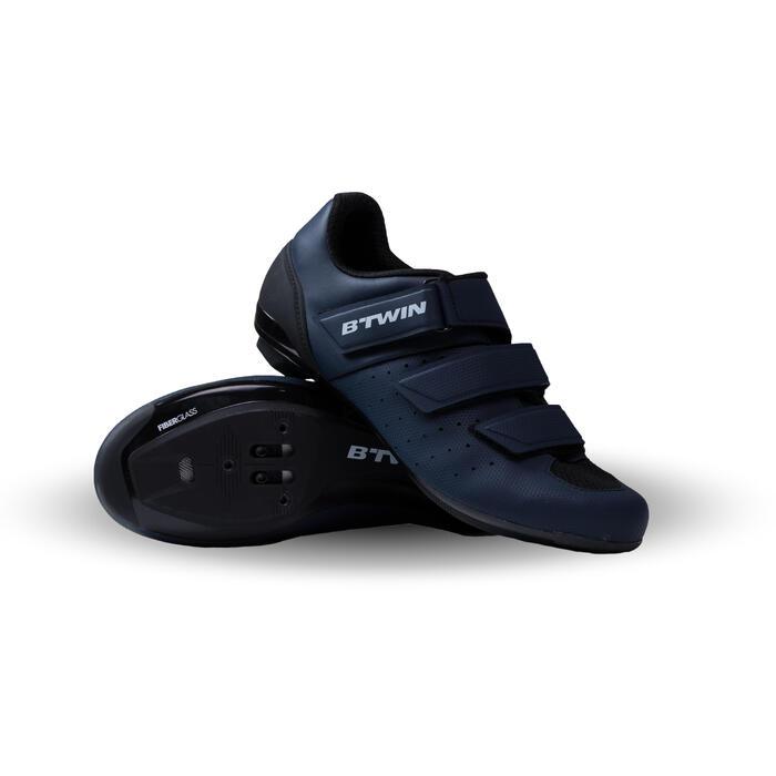 Chaussures vélo route RoadRacing 500 NOIR - 1313698