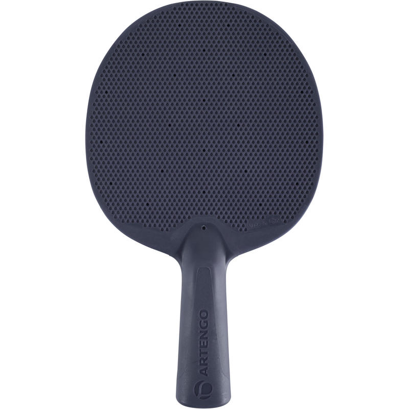 FR 100 / PPR 100 Outdoor Free Table Tennis Bat - Grey