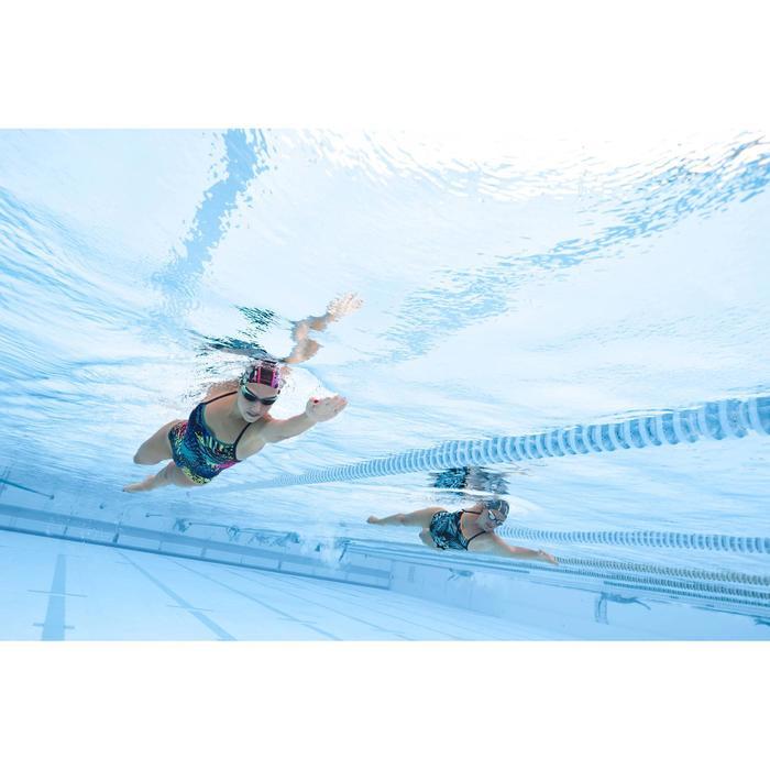 Maillot de bain natation une pièce ultra résistant au chlore femme Jade - 1313744