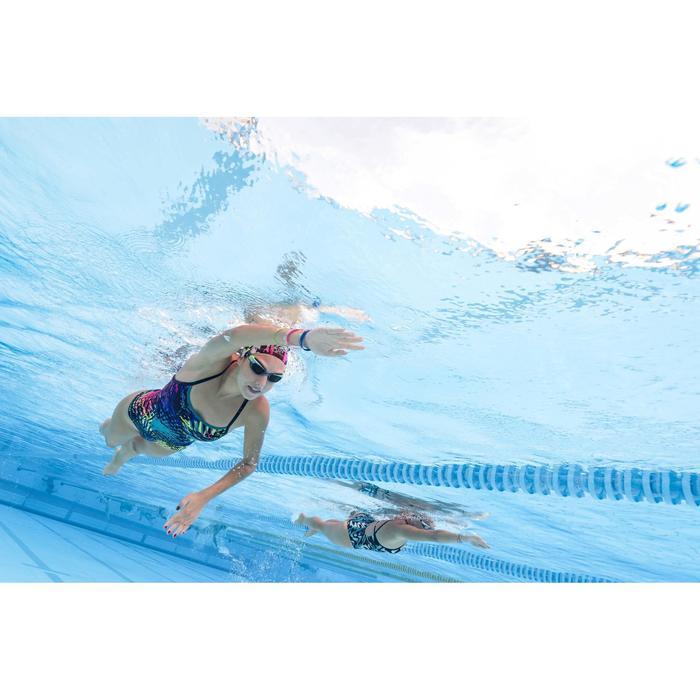 Maillot de bain natation une pièce ultra résistant au chlore femme Jade - 1313755