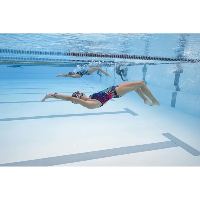 Maillot de bain natation une pièce ultra résistant au chlore femme Jade - 1313770