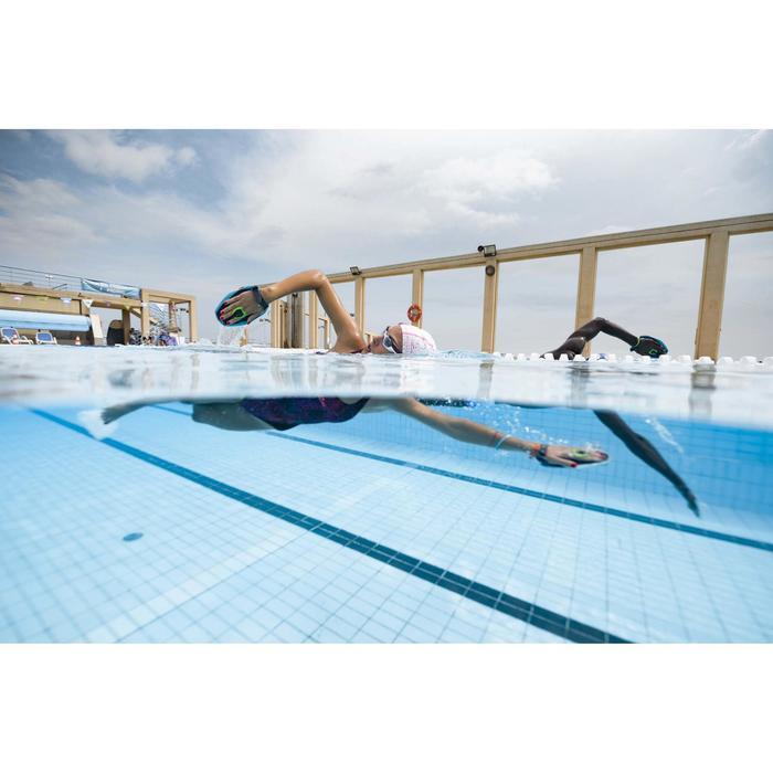 Maillot de bain de natation une pièce femme résistant au chlore Kamiye Léo