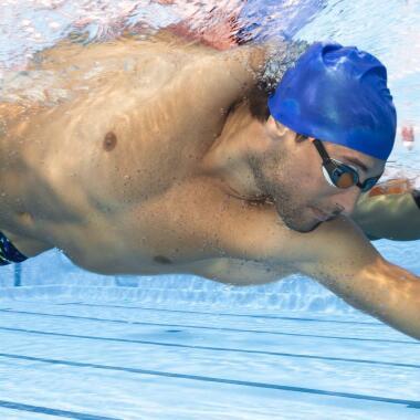 plaquette de natation