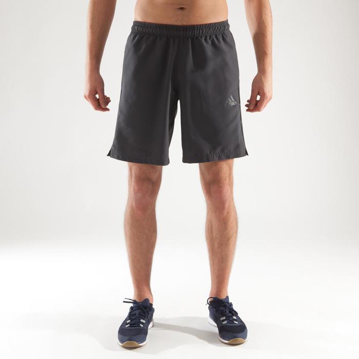 Short Adidas DOUARIO gris foncé - 1313984