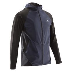 FVE900 Cardio Fitness Jacket - Grey/Black