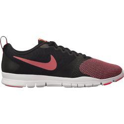 Fitnessschuhe Flex Essential Damen schwarz/rosa