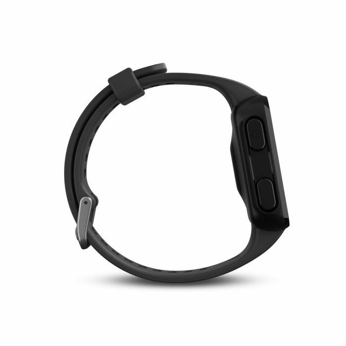 Gps-horloge met hartslagmeting aan de pols Forerunner 30 zwart - 1314193