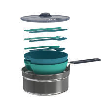 Cookset with cutlery
