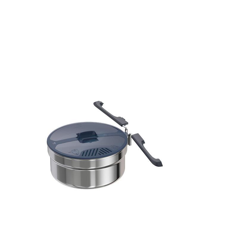 Kit de Cocina MH100 Acero Inoxidable 1 persona (1,1L)
