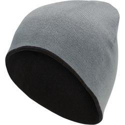 Reverse Ski Hat - Black/Grey