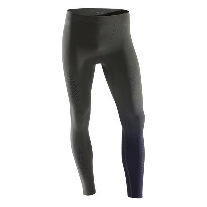 Tights 900 Crosstraining Herren blau/khaki
