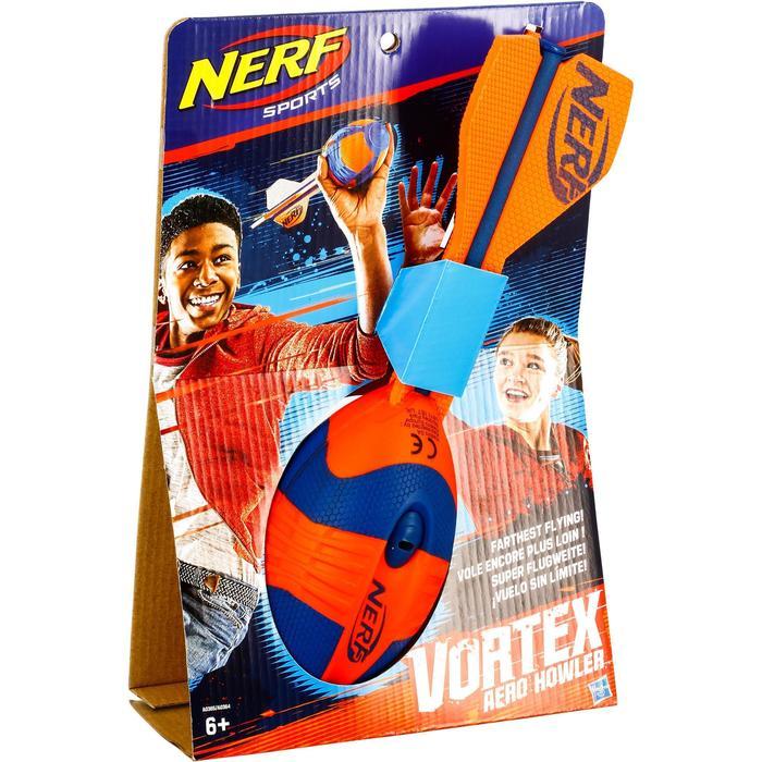Ballon de Football américain pour enfant Vortex Nerf 32 cm orange ou vert - 1314563
