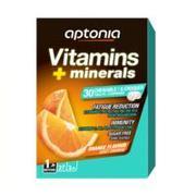 Prehranski dodatek Vitamins-Minerals x 30 – pomaranča