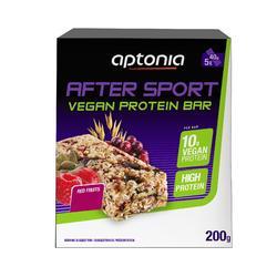 Proteinriegel After Sport Vegan Rote Früchte 5 x 40g