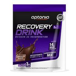 Recuperatiedrank in poedervorm Recovery Drink chocolade 512 g