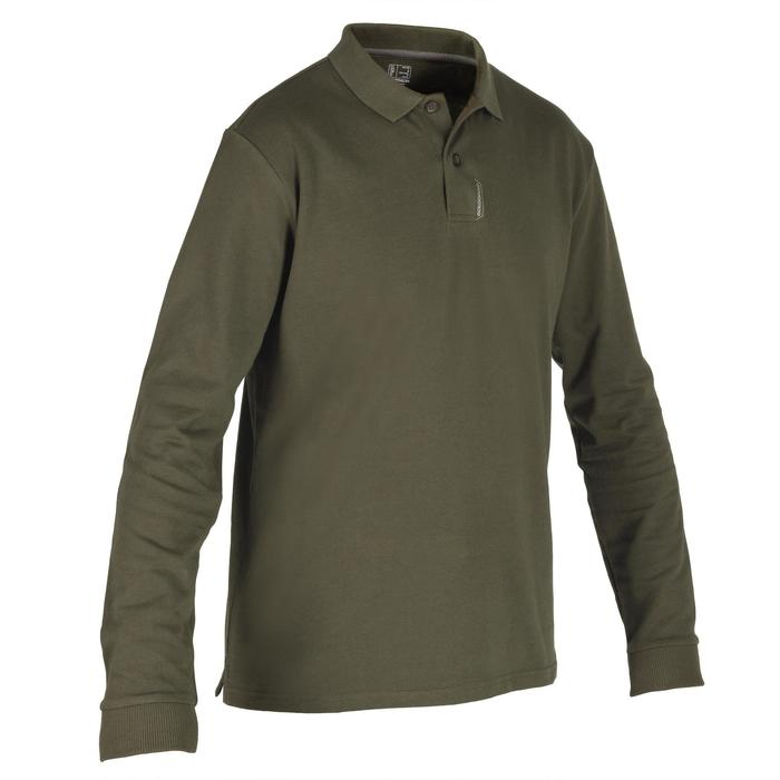 Polo 100 manches longues camouflages - 1314768