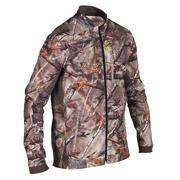 Rjava maskirna lovska jakna BGS500D