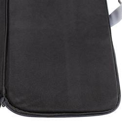 Tas voor gedemonteerd kleiduivengeweer binnenafmeting 85 cm
