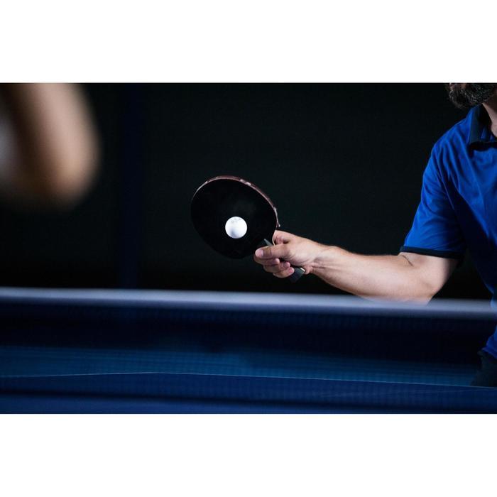 Tafeltennisballen TTB 100 1* 4+ X6 wit