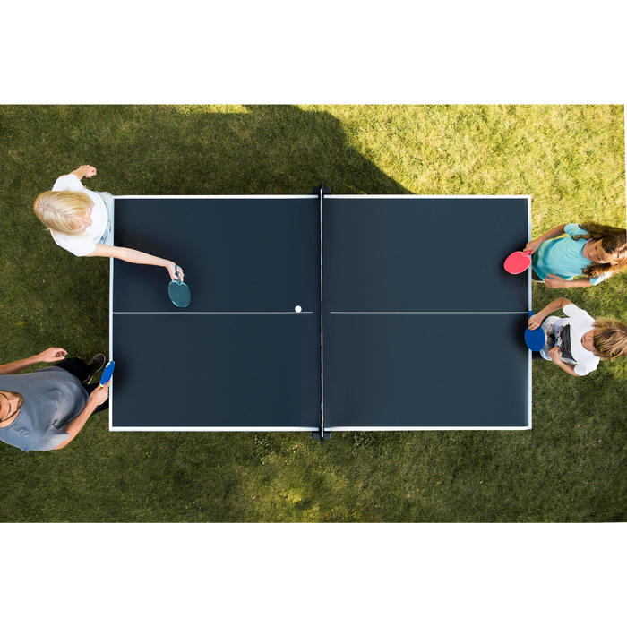 Tischtennisschläger Free Ping Pong FR 130 / PPR 130 Outdoor indigo
