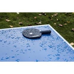 Tischtennisschläger FR 100 /PPR 100 outdoor grau