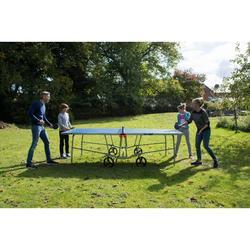 Tischtennisplatte PPT 500 Outdoor blau