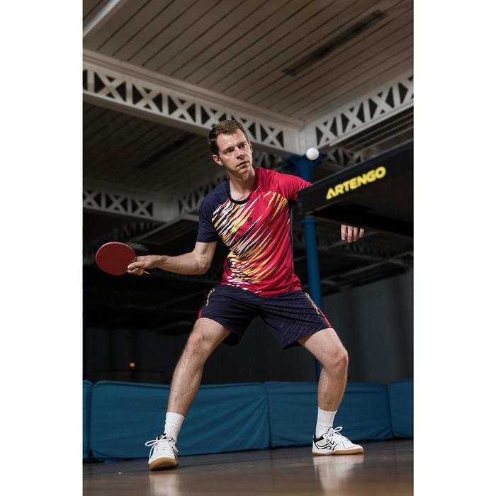 TTS 500 Table Tennis Shoes - White - 1314855