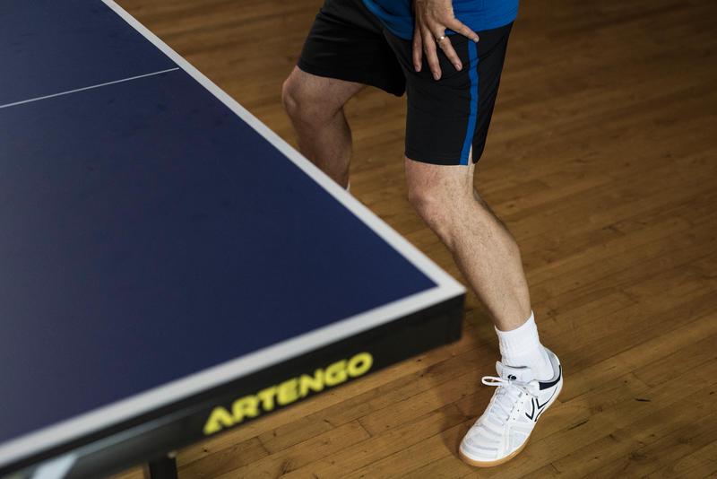 Giày chơi bóng bàn TTS 500 - Trắng